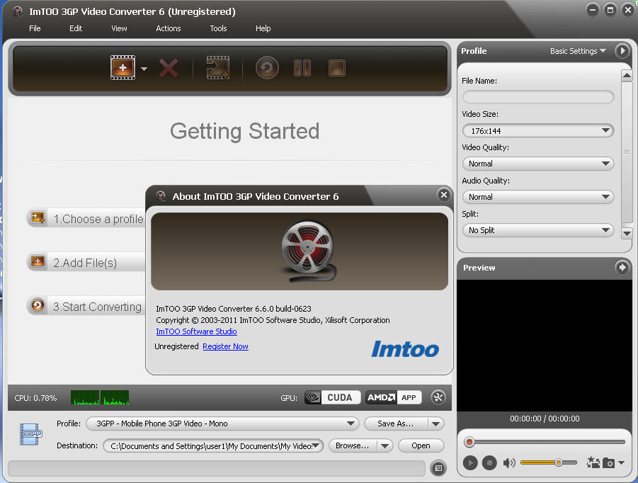 Imtoo 3Gp Video Converter 3.1 53 Keygen Version Full