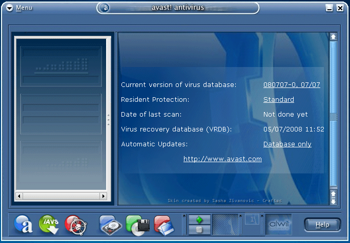 Да, особенно мне нравится версия Avast Professional Edition v4.7 RUS, правд