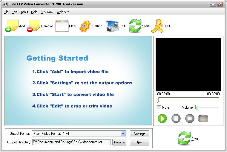Cute iPod Video Converter is a easy-to-use video converter software