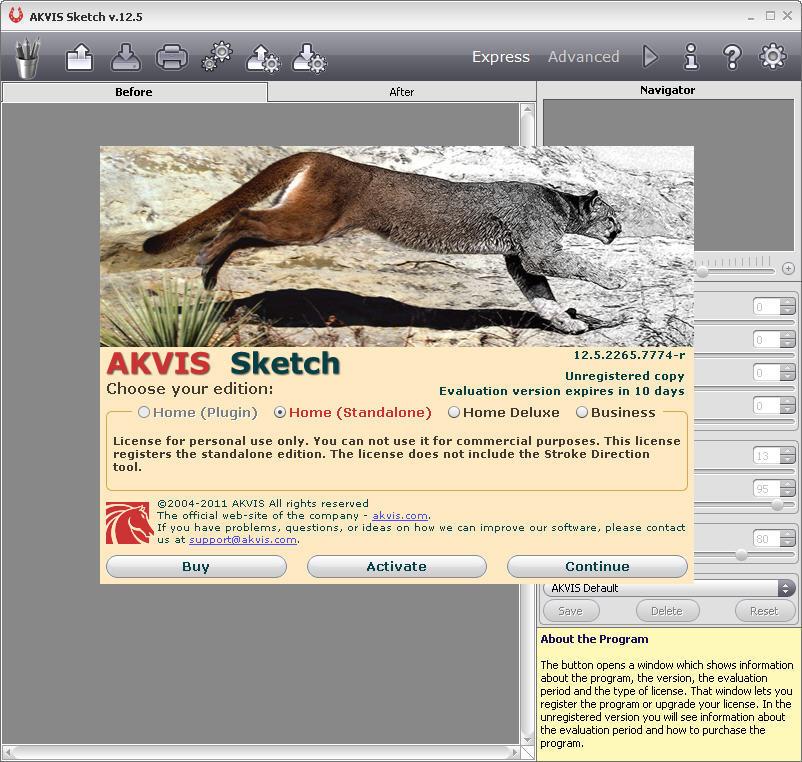 AKVIS (2011) скачать бесплатно на компьютер.