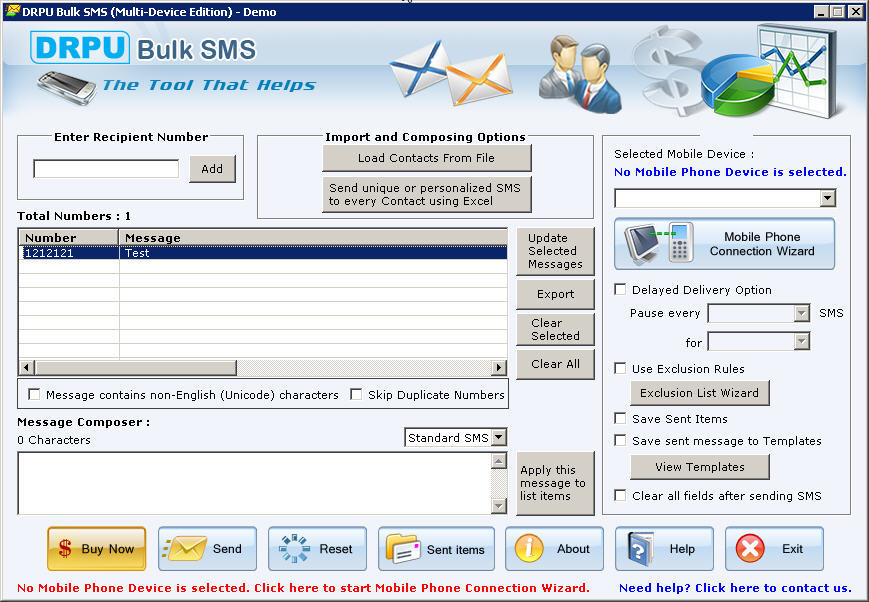 bulk sms software free download full version pc to mobile