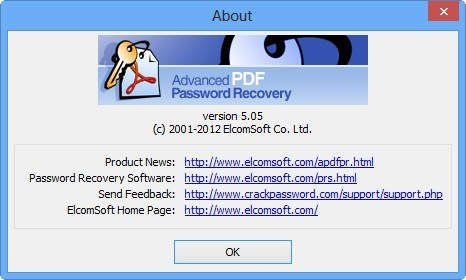 Advanced Archive Password Recovery Professional 4.54.48 Build 45.