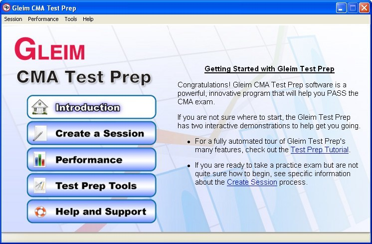 Gleim cia 17th ed test prep software available now youtube.