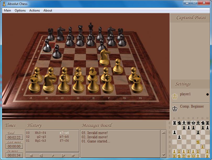 Игра Шахматы Каспаров.Rar