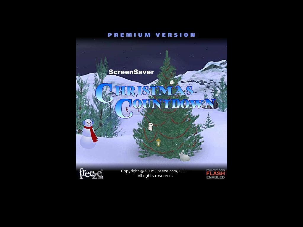 Countdown Calendar Wallpaper Or Screensaver : Countdown till christmas screensaver search results